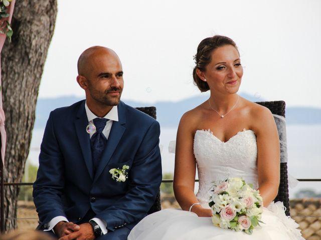 Le mariage de Sebastien et Caroline à Le Revest-les-Eaux, Var 14
