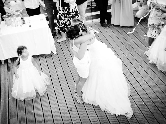 Le mariage de Sebastien et Caroline à Le Revest-les-Eaux, Var 25