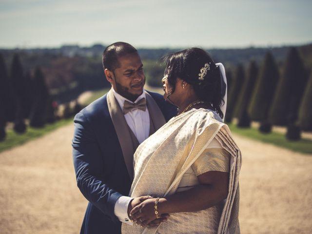 Le mariage de Kooroosamy Nessen et Annassamy Chitra à Chessy, Seine-et-Marne 2