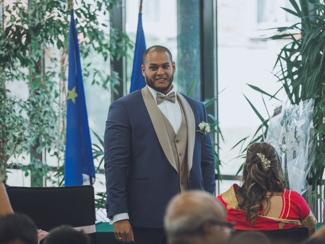 Le mariage de Kooroosamy Nessen et Annassamy Chitra à Chessy, Seine-et-Marne 22