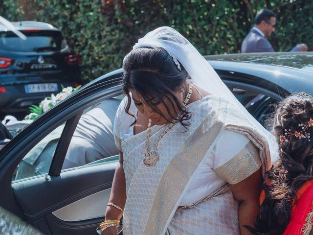 Le mariage de Kooroosamy Nessen et Annassamy Chitra à Chessy, Seine-et-Marne 24
