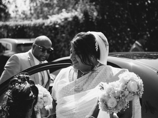 Le mariage de Kooroosamy Nessen et Annassamy Chitra à Chessy, Seine-et-Marne 26