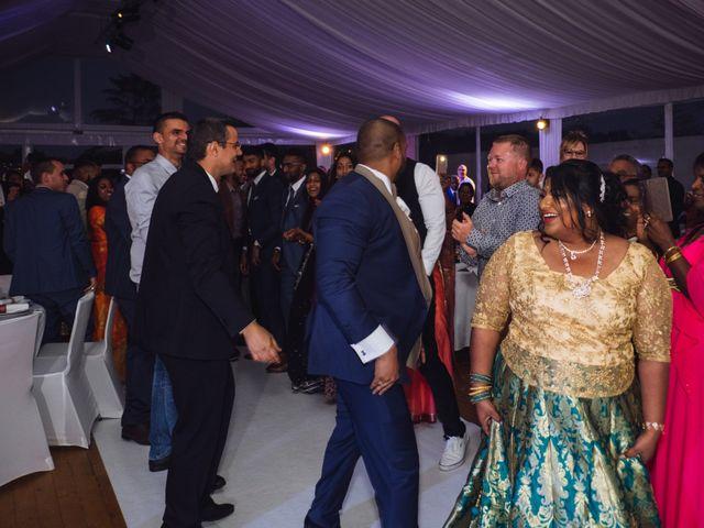 Le mariage de Kooroosamy Nessen et Annassamy Chitra à Chessy, Seine-et-Marne 30