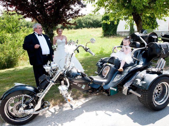 Le mariage de Romain et Charlène à Vimory, Loiret 2