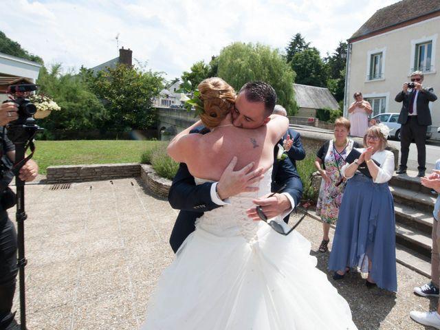 Le mariage de Romain et Charlène à Vimory, Loiret 4