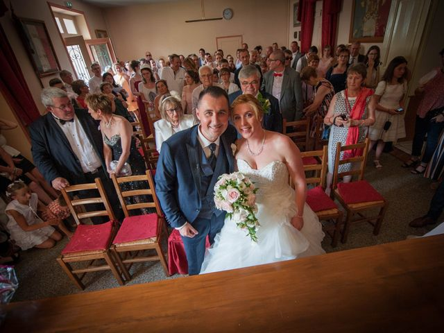 Le mariage de Romain et Charlène à Vimory, Loiret 6