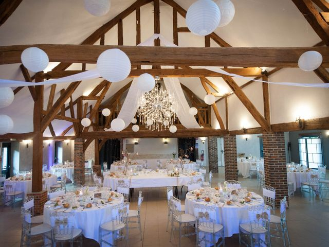 Le mariage de Romain et Charlène à Vimory, Loiret 13
