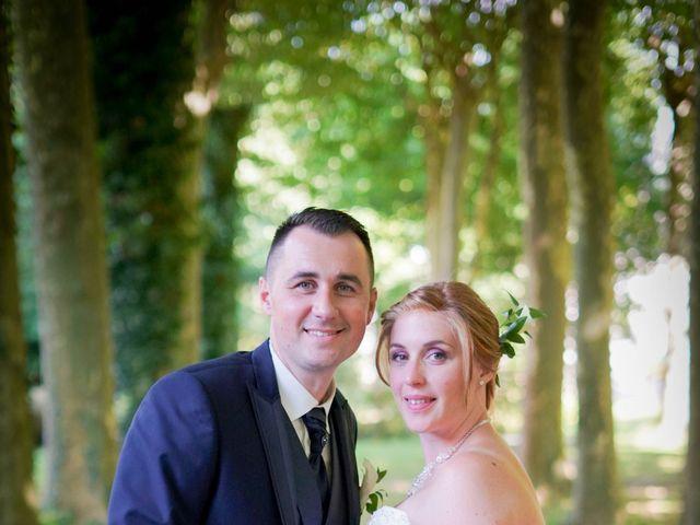 Le mariage de Romain et Charlène à Vimory, Loiret 23
