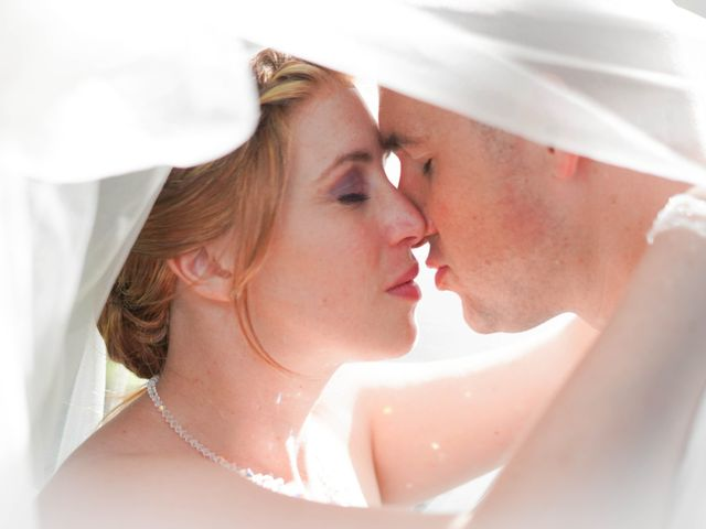 Le mariage de Romain et Charlène à Vimory, Loiret 1