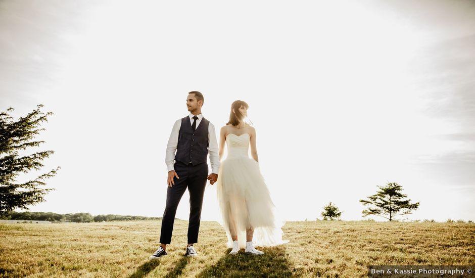 Le mariage de Xavier et Céline à Famars, Nord