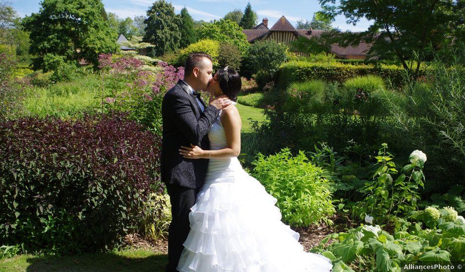 Le mariage de Christopher et Coralie à La Barre-en-Ouche, Eure