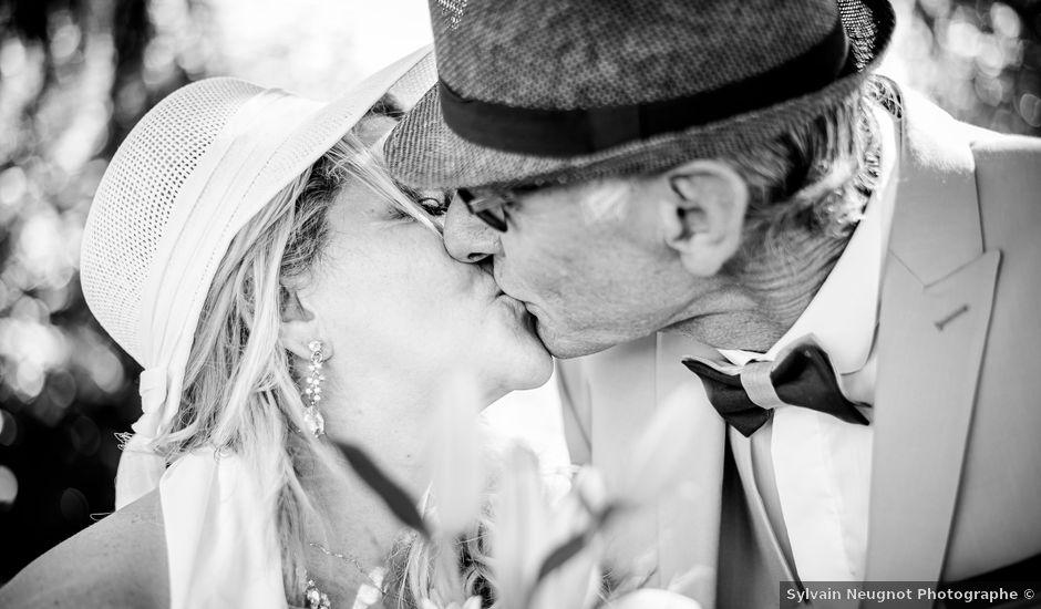 Le mariage de Eric et Yolha à Ouzouer-le-Marché, Loir-et-Cher