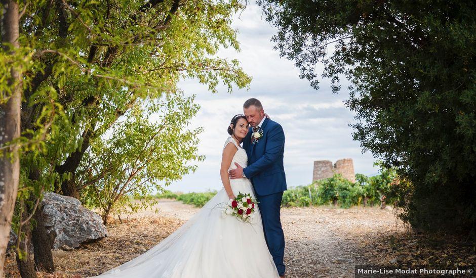 Le mariage de Côme et Sophie à Saint-Laurent-de-la-Salanque, Pyrénées-Orientales