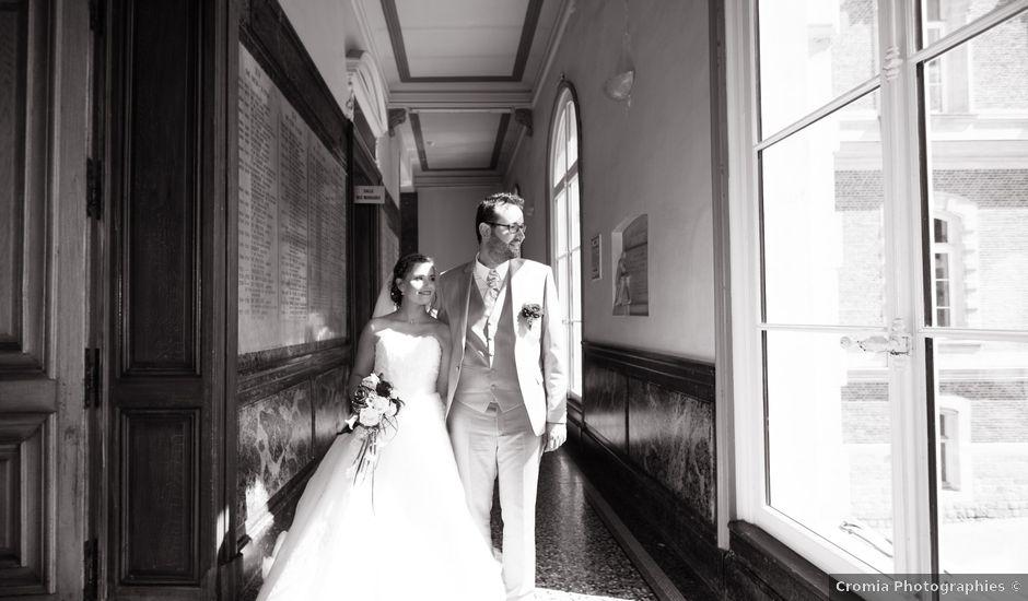 Le mariage de Quentin et Stéphanie à Amiens, Somme