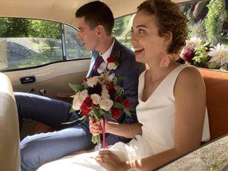 Le mariage de Bérénice et Lucas