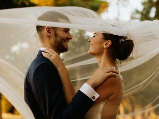 Le mariage de Magalie et Romain
