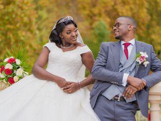 Le mariage de Joël et Grâce