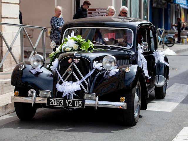Le mariage de Céleste et Didier à Antibes, Alpes-Maritimes 2