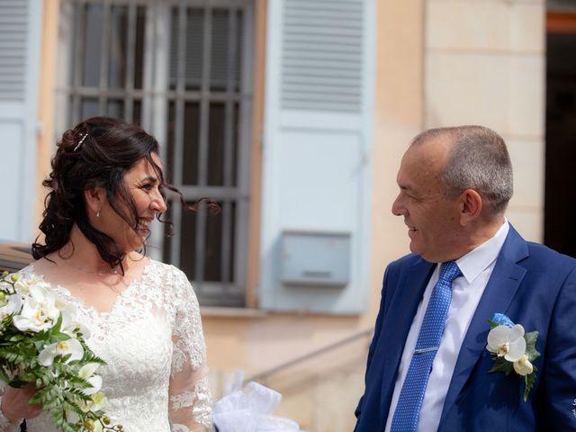 Le mariage de Céleste et Didier à Antibes, Alpes-Maritimes 4