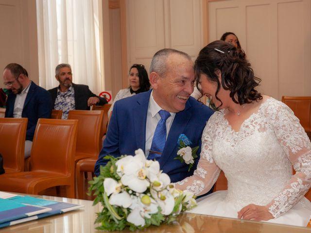 Le mariage de Céleste et Didier à Antibes, Alpes-Maritimes 5