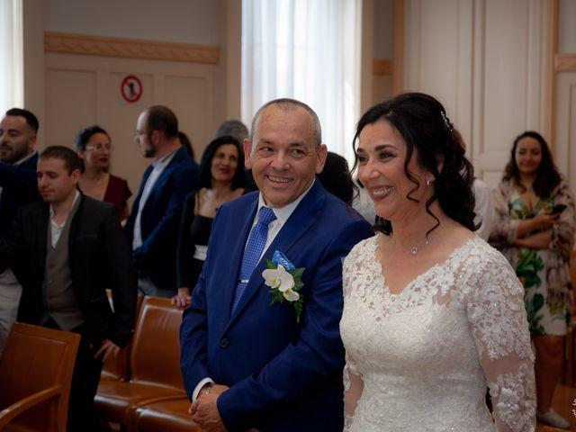 Le mariage de Céleste et Didier à Antibes, Alpes-Maritimes 6