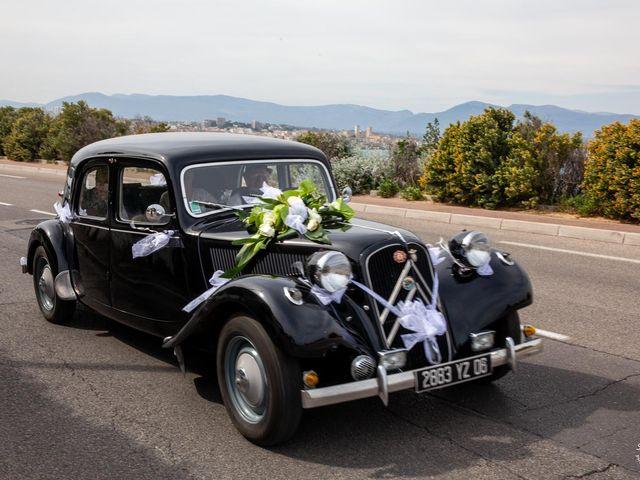 Le mariage de Céleste et Didier à Antibes, Alpes-Maritimes 8