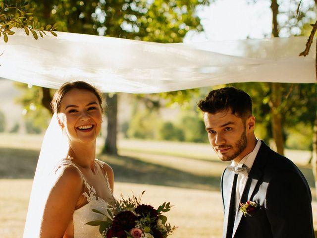 Le mariage de Romain et Magalie à Sainte-Foy-d'Aigrefeuille, Haute-Garonne 35