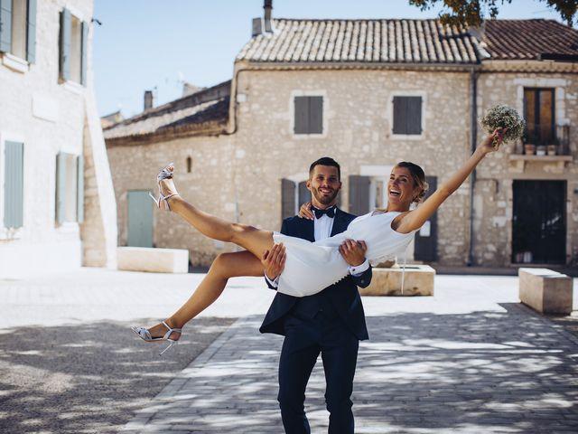 Le mariage de Nicolas et Amandine à Tarascon, Bouches-du-Rhône 10