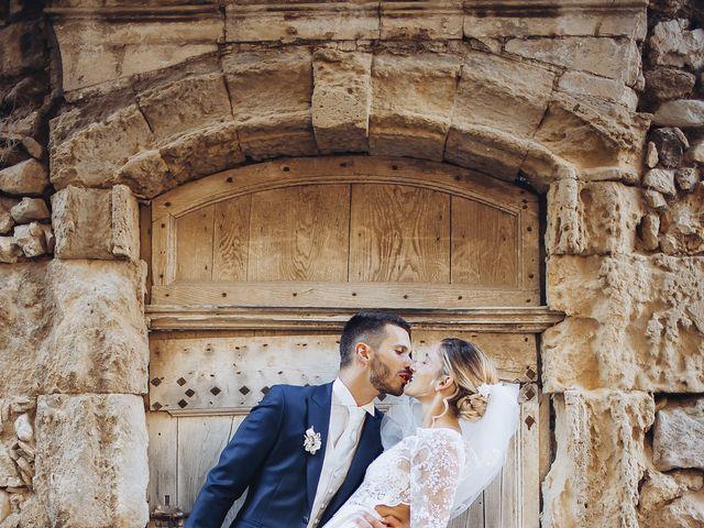 Le mariage de Nicolas et Amandine à Tarascon, Bouches-du-Rhône 33