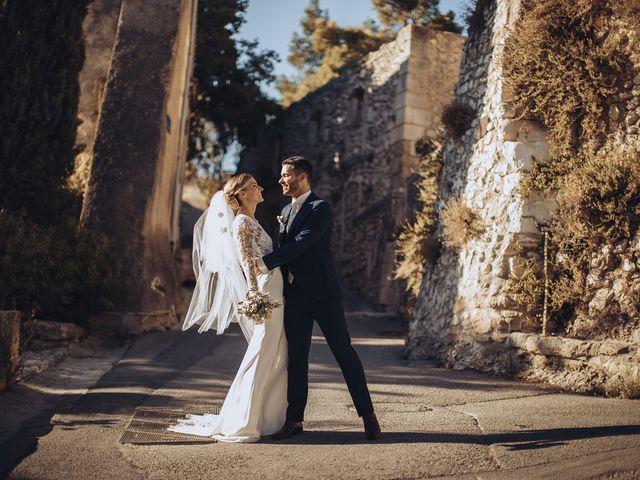 Le mariage de Nicolas et Amandine à Tarascon, Bouches-du-Rhône 34