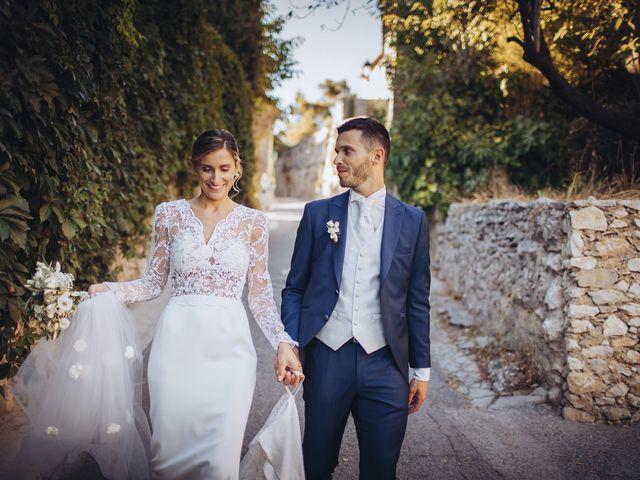 Le mariage de Nicolas et Amandine à Tarascon, Bouches-du-Rhône 35