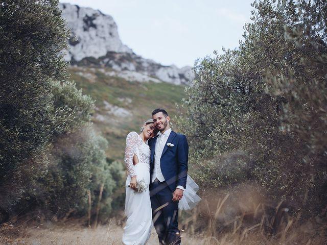 Le mariage de Nicolas et Amandine à Tarascon, Bouches-du-Rhône 54