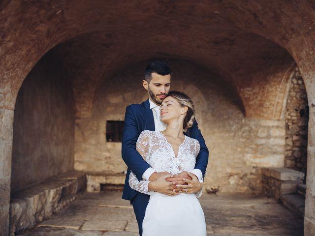 Le mariage de Nicolas et Amandine à Tarascon, Bouches-du-Rhône 57