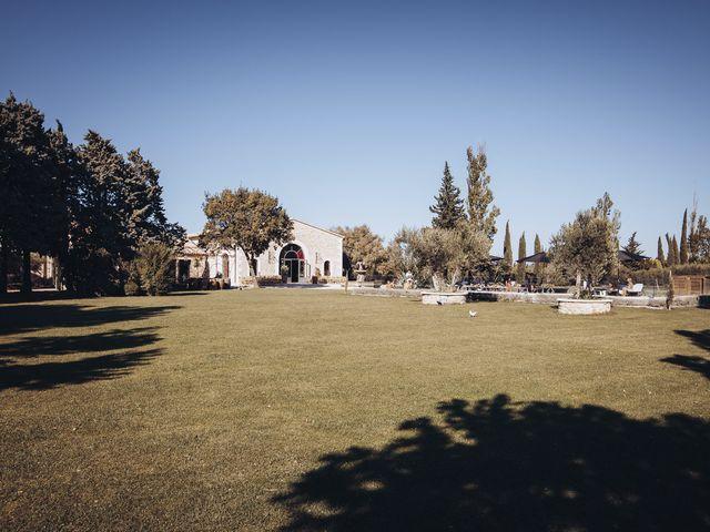 Le mariage de Nicolas et Amandine à Tarascon, Bouches-du-Rhône 63