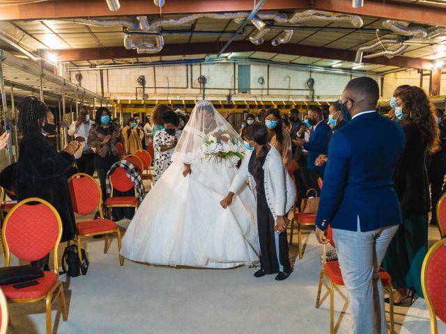 Le mariage de Grâce et Joël à Épinay-sous-Sénart, Essonne 27