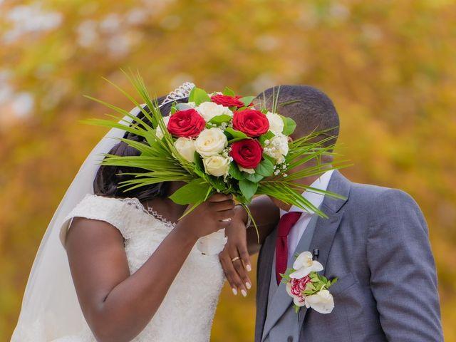 Le mariage de Grâce et Joël à Épinay-sous-Sénart, Essonne 55