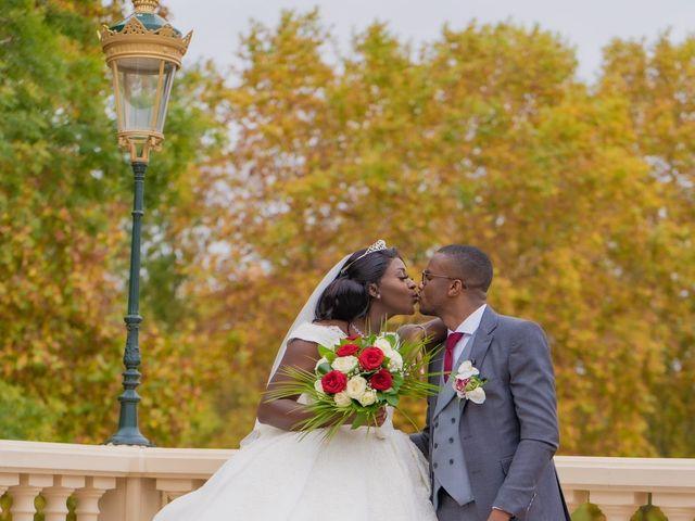 Le mariage de Grâce et Joël à Épinay-sous-Sénart, Essonne 56
