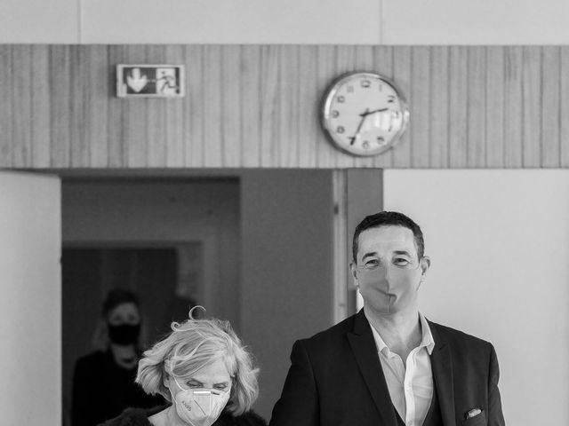 Le mariage de Paul et Crystel à Saint-Herblain, Loire Atlantique 14