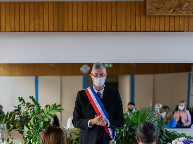 Le mariage de Paul et Crystel à Saint-Herblain, Loire Atlantique 17