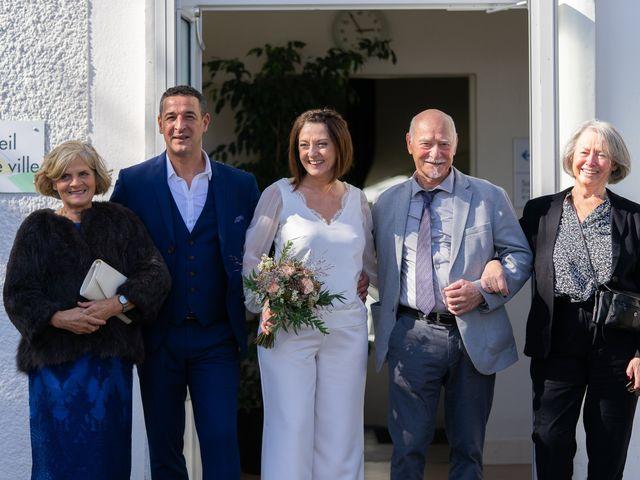 Le mariage de Paul et Crystel à Saint-Herblain, Loire Atlantique 40