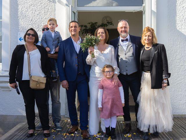 Le mariage de Paul et Crystel à Saint-Herblain, Loire Atlantique 43