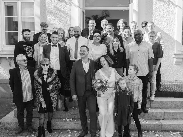 Le mariage de Paul et Crystel à Saint-Herblain, Loire Atlantique 47