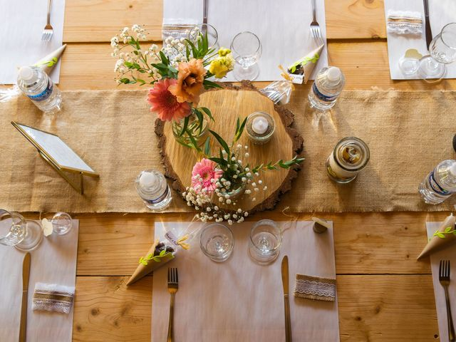 Le mariage de Paul et Crystel à Saint-Herblain, Loire Atlantique 61