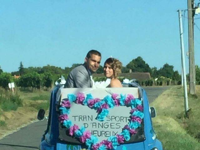 Le mariage de Johan  et Marie-laure à Saint-Seurin-de-Cursac, Gironde 3