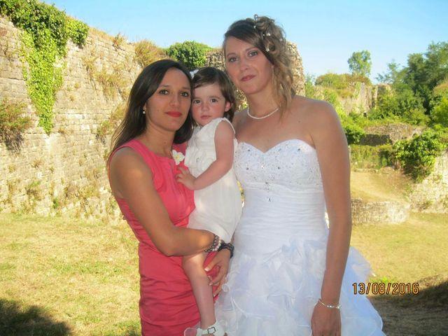 Le mariage de Johan  et Marie-laure à Saint-Seurin-de-Cursac, Gironde 4