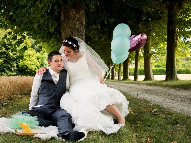 Le mariage de Charlotte et Antoine à Crolles, Isère 1