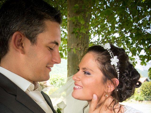 Le mariage de Charlotte et Antoine à Crolles, Isère 5