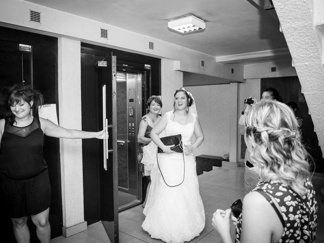 Le mariage de Charlotte et Antoine à Crolles, Isère 11