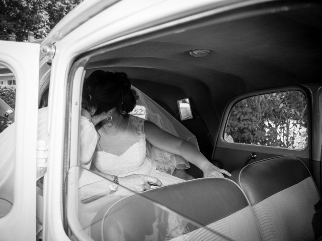 Le mariage de Charlotte et Antoine à Crolles, Isère 12