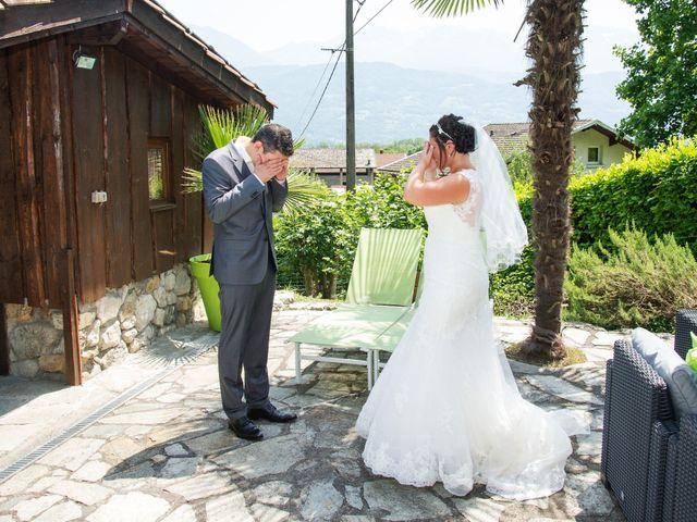 Le mariage de Charlotte et Antoine à Crolles, Isère 13